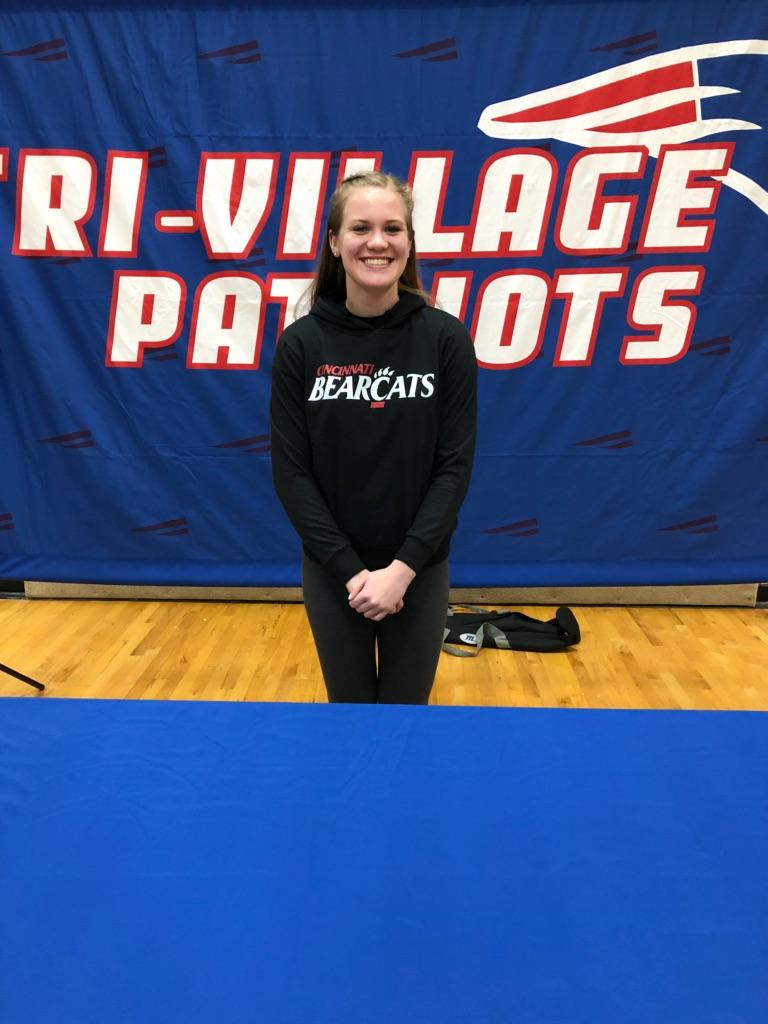 Alana Holsaple - University of Cincinnati