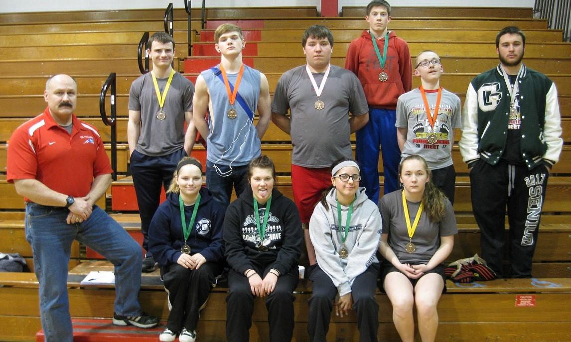 2017 State Medal Winners