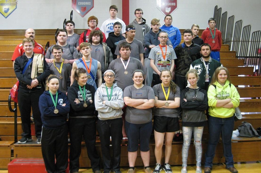 2017 State Meet Participants