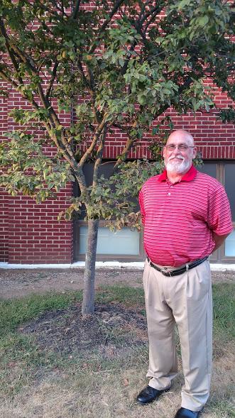 Mr. Tim Bevins, School Board President