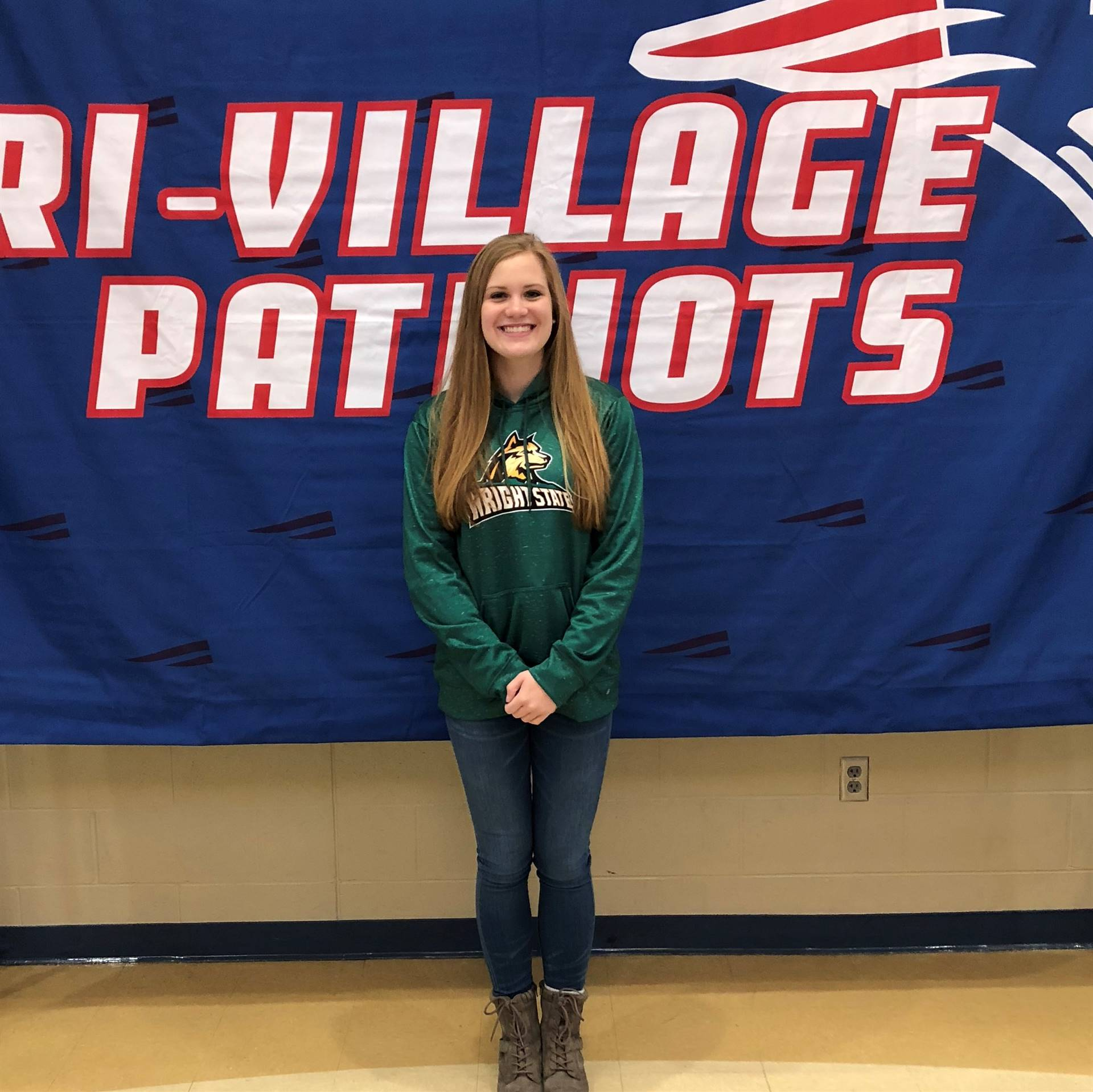 Alana Holsapple - Wright State University