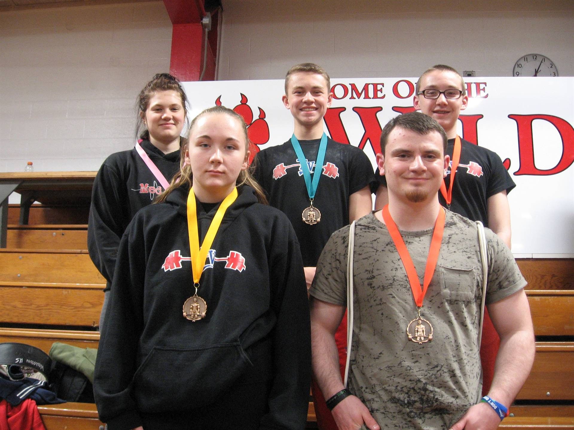 State Meet Medalists