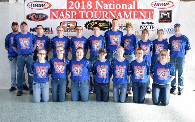 Archery Team goes to Worlds